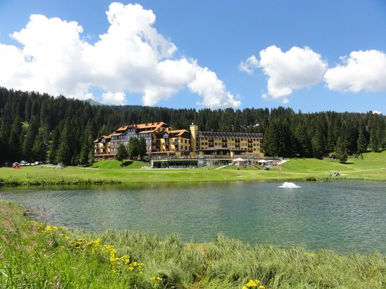 Golf Hotel Campiglio - ATAHotel: L'hôtel