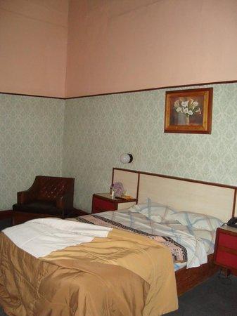 Hotel Isabel: cuarto