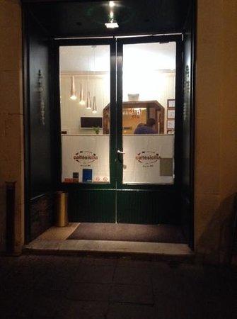 Caffe Sicilia: ingresso