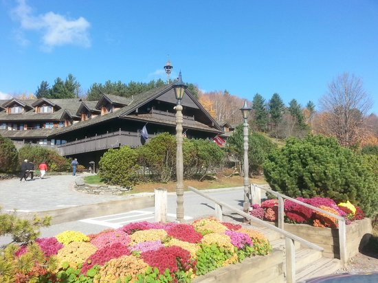 Trapp Family Lodge: The lodge