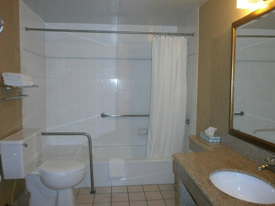 Crimson Hotel: bagno