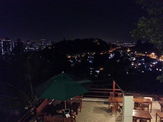 Castelinho38: Aussicht auf Rio