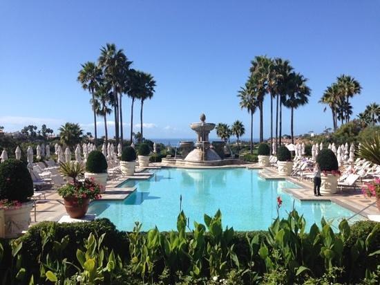 Monarch Beach Resort Pool View