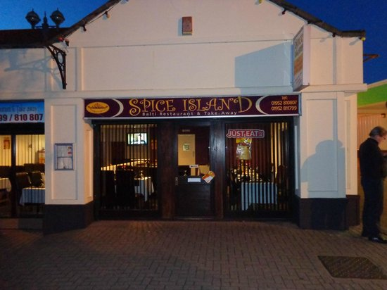 Spice Island Newport Shropshire Opening Times