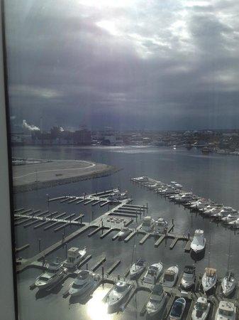Four Seasons Baltimore: Stormy Morning