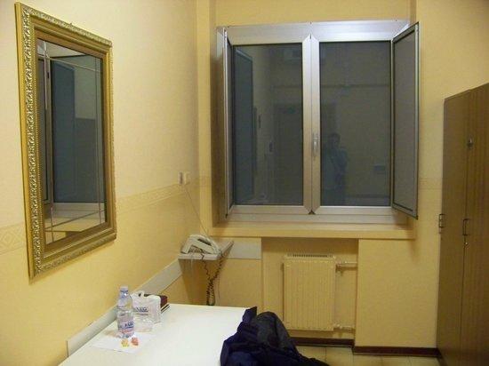 Villa Benedetta: la camera