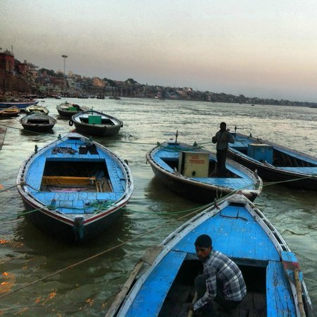Varanasi Boat