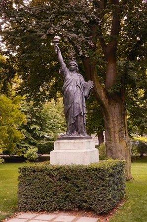 Vista Jardines Luxemburgo Picture Of Luxembourg Gardens Paris Tripadvisor