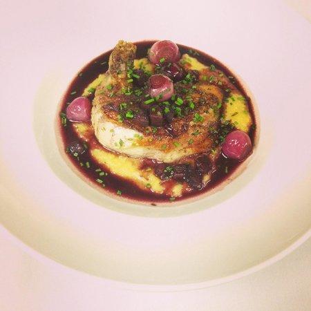 Interlaken Inn Morgan's Restaurant: Coq au vin
