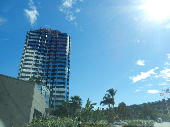 Hilton Los Angeles/Universal City: Hilton LA/ Universal City.