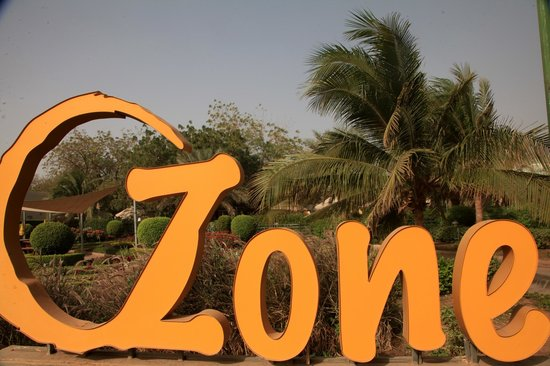 Ozone ....oasis in Khartoum.