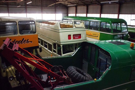 Isle of Wight Bus Museum: Overview of our museum