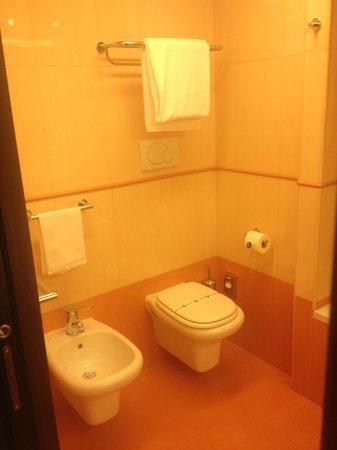 Hotel Le Robinie: camera