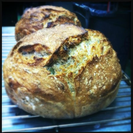 Lady Green: homemade bread every day