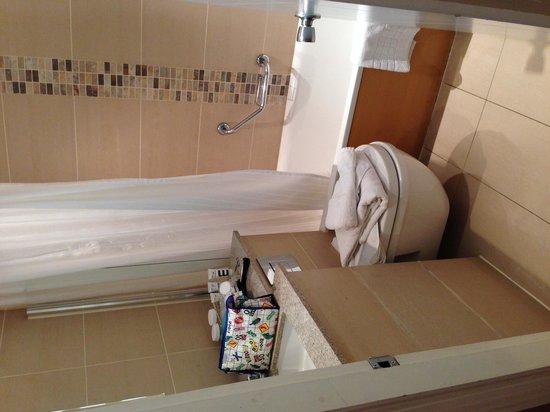 Mercure London Bloomsbury : baño