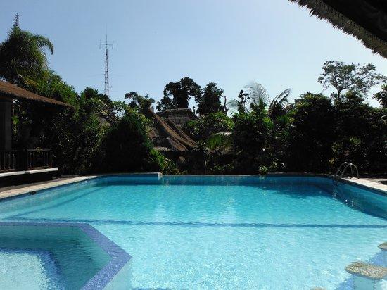 Bali Agung Village: rustig zwembad