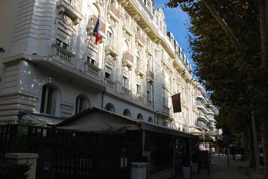 Boscolo Exedra Nice, Autograph Collection : Boscolo Excedra Hotel in Nice France