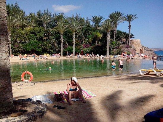 R2 Rio Calma Hotel & Spa & Conference: Lagune