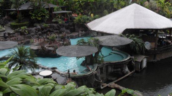 Los Lagos Hotel Spa & Resort : Spa hot springs