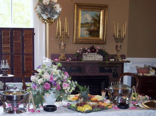 Mansion on Main Bed & Breakfast: special parties make memories