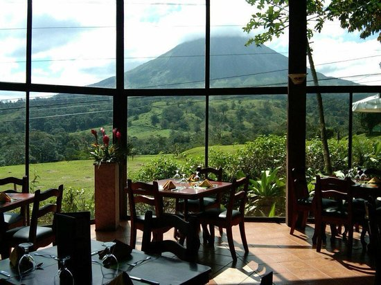 Hotel Montaña de Fuego Resort & Spa: Acuarelas