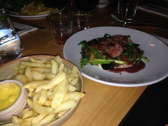 Blackfriars Restaurant: Blackfriars Edinburgh