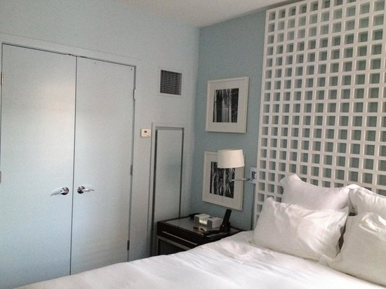 Lorien Hotel and Spa, a Kimpton Hotel: Bedroom