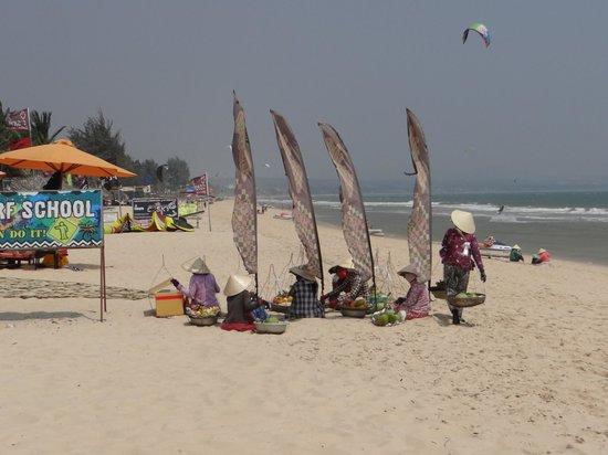 The Beach Resort : La plage