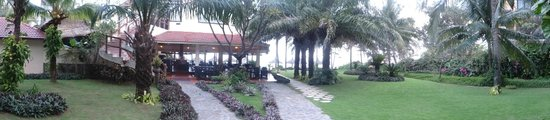 The Beach Resort : Salle de restaurant