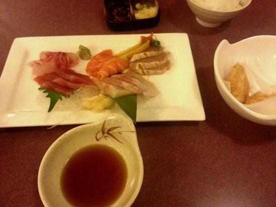 Masa's Sushi : Sushi