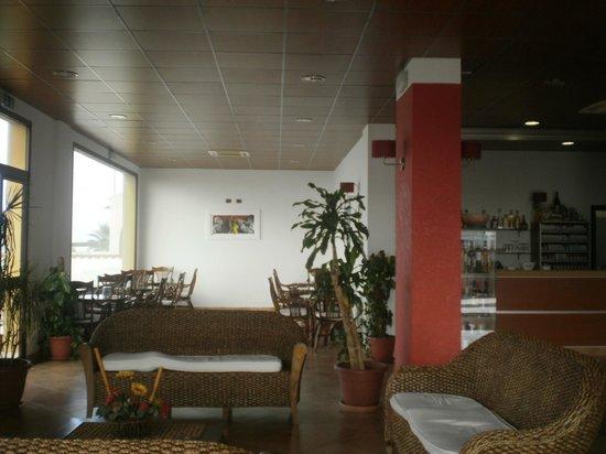 Antica Perla Residence Hotel: Lobie y bar