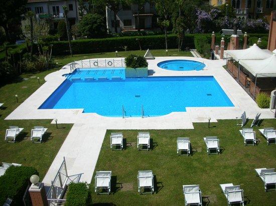 Le Ville del Lido Suite Residence: piscina