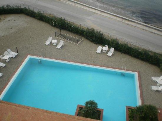Antica Perla Residence Hotel: Vista desde el balcón de la habitación