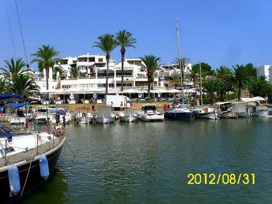 Gavimar La Mirada Club Resort: Marina.