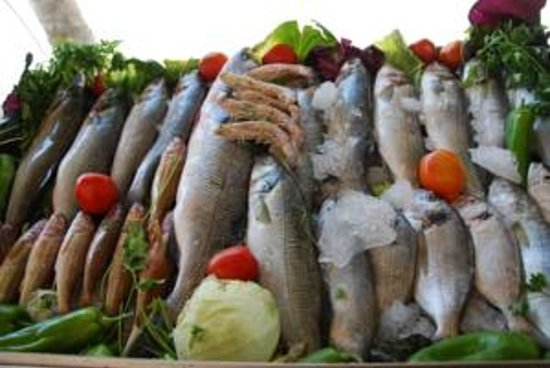 La Mer A Dar El Bhar : poisson frais chaque jour
