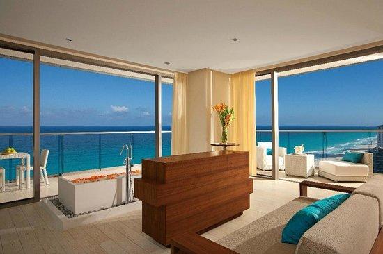 Secrets The Vine Cancun Preferred Club Honeymoon Suite Oceanfront