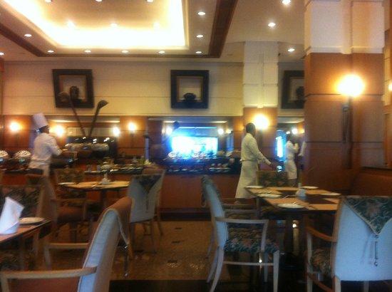Trident, Cochin : Restaurant