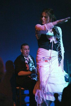 Kelipe Centro de Arte Flamenco: The singing was exceptional