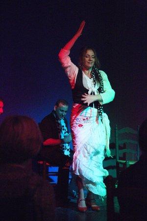 Kelipe Centro de Arte Flamenco: Wonderfully emotional