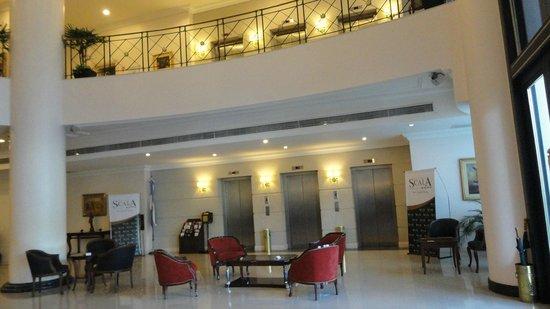 Scala Hotel: Um pouco do hotel