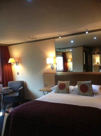 Langstone Hotel: Bedroom