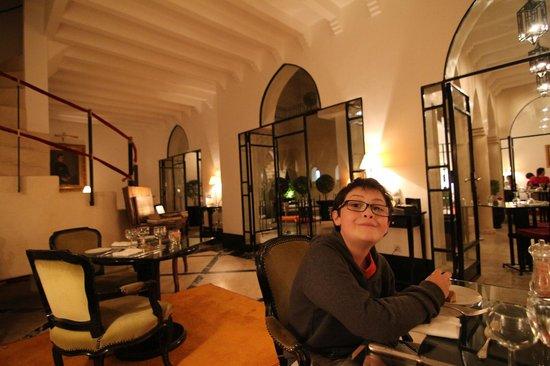 Villa Flore : salle a manger