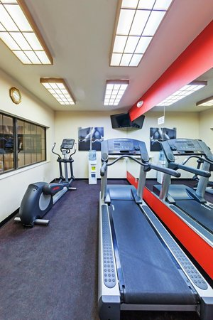 Country Inn & Suites By Carlson, Lubbock: Wellness Room