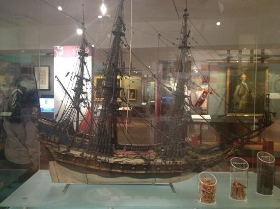 National Maritime Museum: Lots of Amazing ships!!