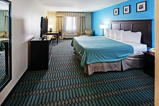 Country Inn & Suites By Carlson, Lubbock: Deluxe King
