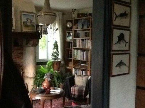 La Maison d'Albatre: Une (toute) petite partie des livres...