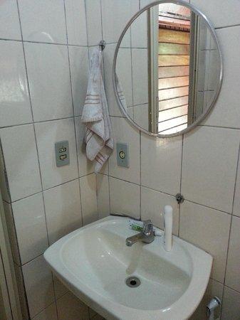 Mata Nativa Pousada: schönes Badezimmer