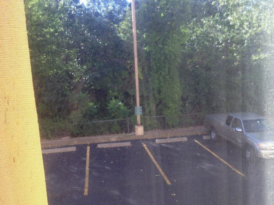 La Quinta Inn Auburn Worcester: View out my window