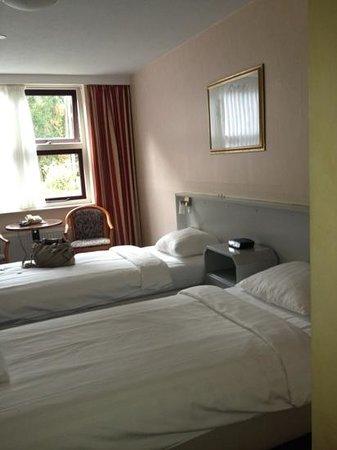 Fletcher Hotel-Restaurant De Grote Zwaan: kamer nr 1, 'n comfort kamer.