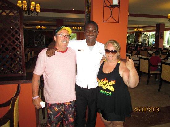 "Grand Palladium Lady Hamilton Resort & Spa: Jason ones - our new ""best friend"""